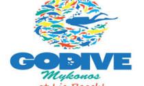 Go Dive Mykonos logo