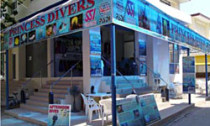 Princess divers shop