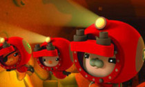 Octonauts cartoon character