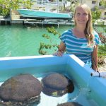 Erinn Muller is science director at the Mote Marine Lab in the Florida Keys