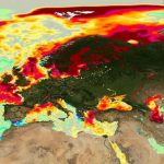 What is the environmental impact of Europe's warmer-than-ever seas?