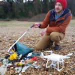 Using Drones to Stem The Plastic Tide