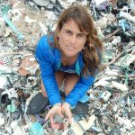 Warming Gases hidden in Plastic Waste