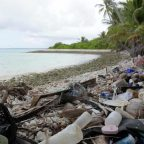 414 million pieces of plastic found on remote islands in Indian Ocean
