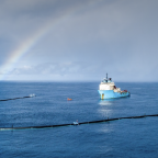 Ocean Cleanup, the mission against plastic sets off again