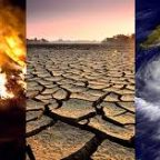 Climate change: World mustn't forget 'deeper emergency'