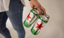 Heineken said the change would lead to 517 tonnes of plastic being removed from the packaging of its brands by the end of 2021