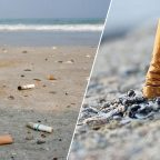 Cigarette butts are polluting the ocean more than plastic straws