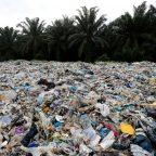 Plastic piles up in Thailand as pandemic efforts sideline pollution fight