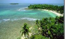 The Sapodilla Cayes Marine Reserve covers an area of approximately 125 square kilometers