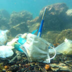 Plastic Facemasks Devastating Impact on the World's Oceans